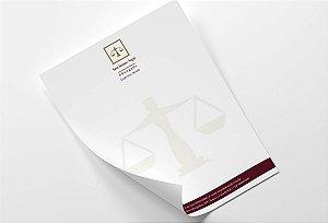 Timbrado Advogado M0005