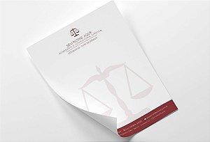 Timbrado Advogado M0013