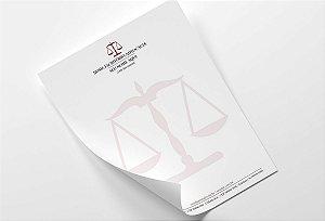 Timbrado Advogado M0014