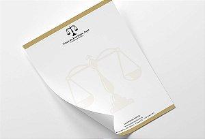 Timbrado Advogado M0025