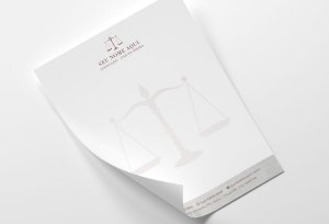 Timbrado Advogado M0033