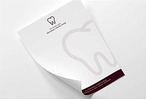 Receituário Dentista M0001