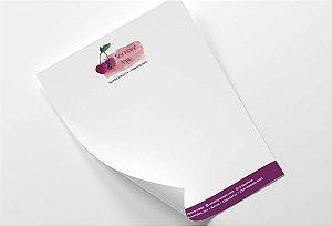 Receituário Nutricionista M0003
