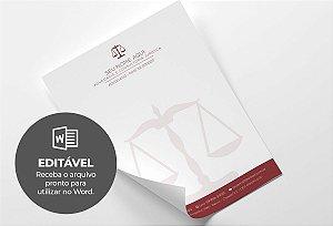 Petição Eletrônica Advogado M0013