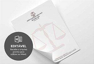 Petição Eletrônica Advogado M0014