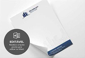 Timbrado Digital Corretor de Imóveis M0001