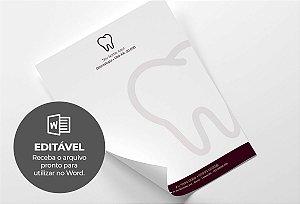 Receituário Digital Dentista M0001