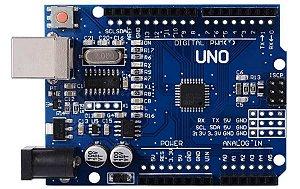 Arduíno Uno R3 SMD [ Clone ]
