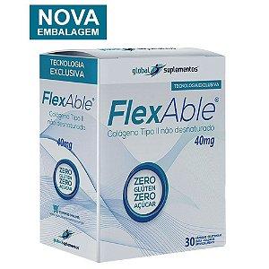 FlexAble ( Colágeno tipo II 40 mg c/ 30 Cápsulas )