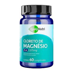 Cloreto de Magnésio 1.575mg C/ 60 Comprimidos