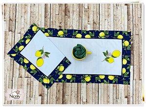 Caminho Especial – Limão Blue, 1.10cm x 40cm.