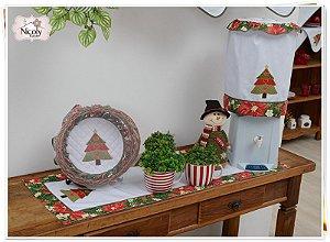 Caminho Especial – Árvore de Natal, 1.10cm x 40cm.