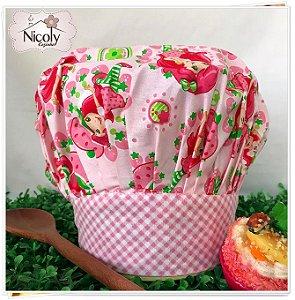 Chapéu Gourmet Infantil - 014, 100% algodão.