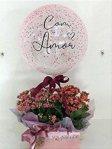 Mimo Amor Com Balão