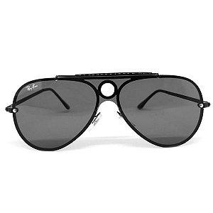 Óculos de Sol Ray-Ban RB3581 Blaze Shooter preto
