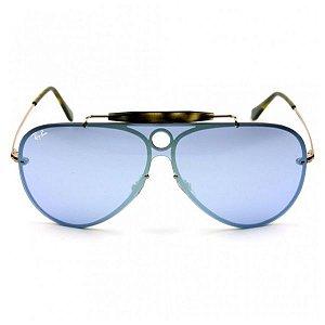 Óculos de Sol Ray-Ban RB3581 Blaze Shooter azul