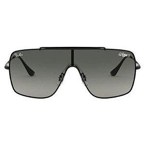 Óculos de Sol Ray-Ban RB3697 Wings II preto degradê