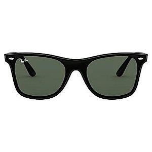Óculos de Sol Ray-Ban RB4440 Blaze Wayfarer preto/preto