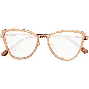 Armação óculos Dior 5508 - nude