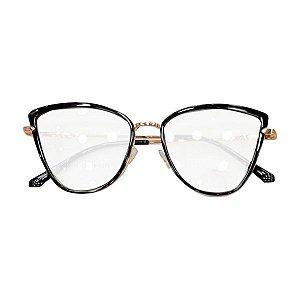 Armação óculos Dior 5508 - preto