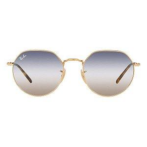 Óculos de Sol Ray-Ban RB3565 Jack azul degradê