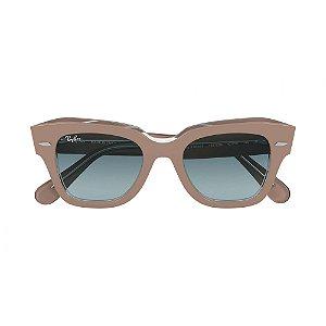 Óculos de Sol Ray-Ban RB2186 Statestreet beige