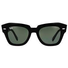 Óculos de Sol Ray-Ban RB2186 Statestreet preto