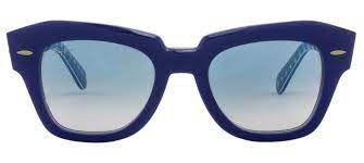 Óculos de Sol Ray-Ban RB2186 Statestreet azul