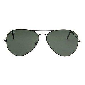 Óculos de Sol Ray-Ban RB3025 Aviador verde / preto