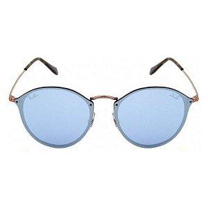 Óculos de Sol Ray-Ban RB3574 Blaze Round azul