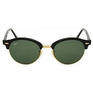 Óculos de Sol Ray-Ban RB4246 Clubround Óculos de Sol
