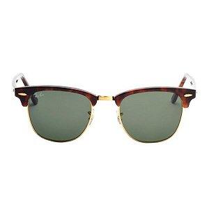 Óculos de Sol Ray-Ban RB3016 Clubmaster tartaruga