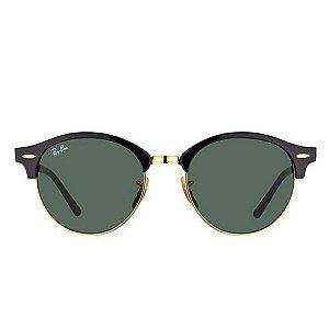 Óculos de Sol Ray-Ban RB4246 Clubround tartaruga