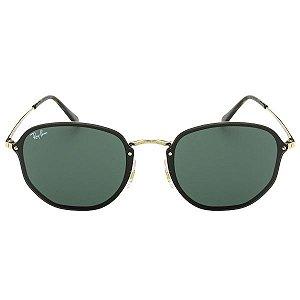 Óculos de Sol Ray-Ban RB3579 Blaze Hexagonal preto