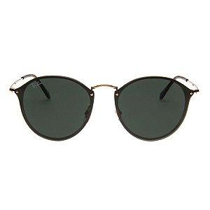 Óculos de Sol Ray-Ban RB3574 Blaze Round preto