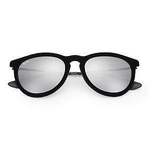 Óculos de Sol Ray-Ban RB4171 Erika preto veludo polarizado