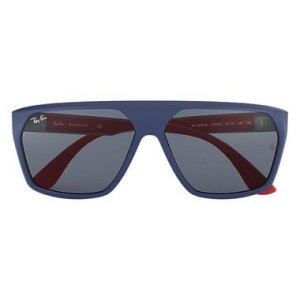 Óculos de Sol Ray-Ban RB4309 Scuderia Ferrari Collection azul