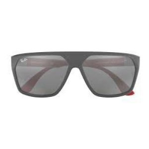 Óculos de Sol Ray-Ban RB4309 Scuderia Ferrari Collection Prata
