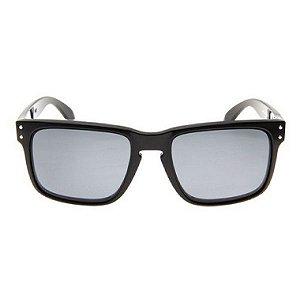 Óculos de Sol Oakley Holbrook prata espelhado - polarizado