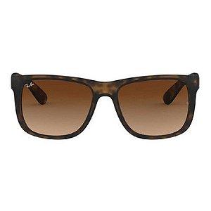 Óculos de Sol Ray-Ban RB4165 Justin tartaruga polarizado