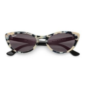 Óculos de Sol Ray-Ban Nina Kraviz - gray washed