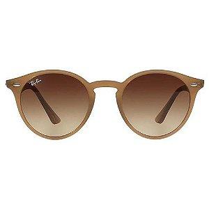 Óculos de Sol Ray-Ban RB2180 round Propionato - marrom brilhante