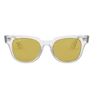 Óculos de Sol Ray-Ban Rb2168 Meteor Evolue marrom transparente / marrom