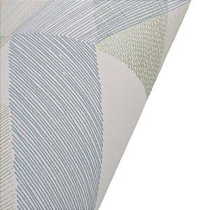Papel de Parede Geométrico Rolo de 53x1000cm
