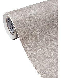 Adesivo Para Parede Cimento Queimado (Vendido Por Metro) 122cm Largura x 100cm Comprimento (Cobre 1,22m² de Área)