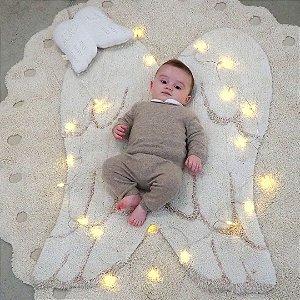 TAPETE INFANTIL 75 x 100 CM LORENA CANALS MINI WINGS