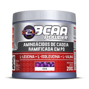 BCAA POWDER G2L 200G