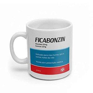 Caneca Divertida - Ficabonzin