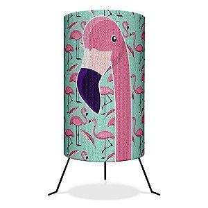 Luminária Flamingos