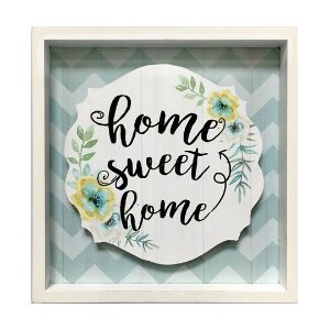 Quadrinho - Home Sweet Home